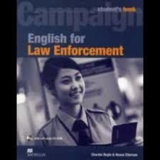 Eng For Law Enforcement SB +R