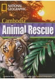 FRL 1300: Cambodia Animal Rescue