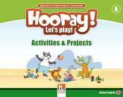 Hooray! Let's Play! - A: AB & Projects