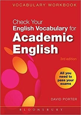 Check Your Vocab for Academ. English  3Ed