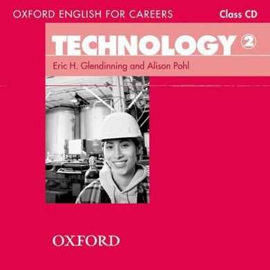 OXF ENG FOR CAREERS:TECHNOLOGY 2 CL CD