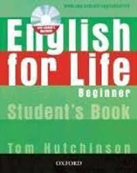 ENGLISH FOR LIFE BEGIN SB+MULTIROM PK OP!