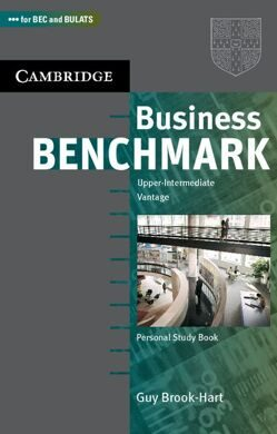 Business Benchmark Up-Int BEC Pers Bk