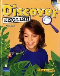 Discover English Starter AB+CD