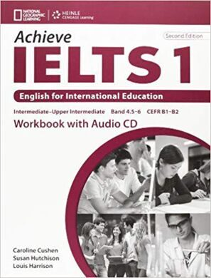 Achieve IELTS 2Ed 1 WB +CD(x1)