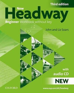 HEADWAY BEGIN 3ED NEW WB&CD PACK WO/K