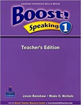 Boost 1 Speaking TEd