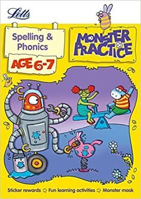 Phonics And Spelling Age 6-7