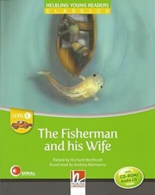 Fisherman And His Wife, The, CD-Rom/AudioCd