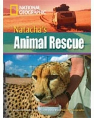 FRL 3000: Natacha's Animal Rescue [Bk with Multi-ROM(x1)]