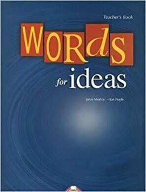 Words for Ideas. Book with Answers. Задачник