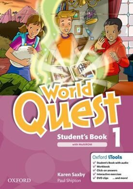 WORLD QUEST 1 SB PACK