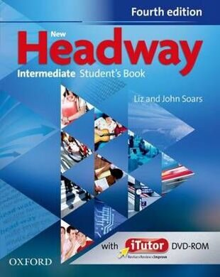 HEADWAY INT 4ED NEW SB+ iTutor DVD-R PACK OP!