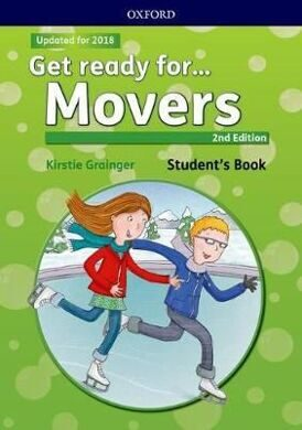 GET READY FOR MOVERS  2E SB with MP3 download