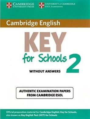 C Eng Key for Schools 2 SB w/out ans