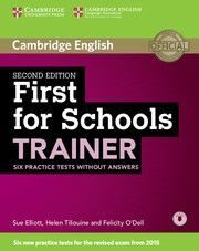 First for Schools Trainer 2Ed Tests w/o Ans Rev Exam 2015