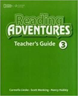 Reading Adventures 3 TG