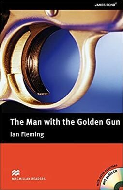 Man with the Golden Gun +CD