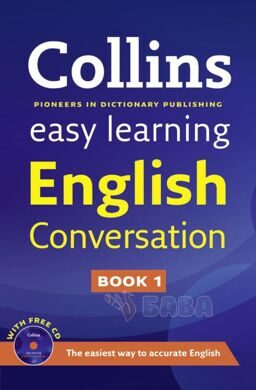 Collins Easy Learning Eng Conversation - 1 [Bk with CD(x1)]