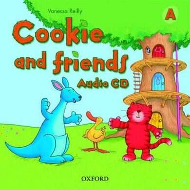 COOKIE & FRIENDS A CL CD