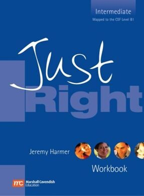 Just Right Interm WB [with CD(x1) & No Key)