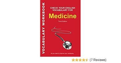 Check Your Eng Voc for Medicine 3Ed