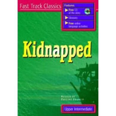 Fast Track  Upp-Interm: Kidnapped  SB [with CD(x1)] *