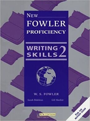 New Fowler Prof Writing Skills 2 SB