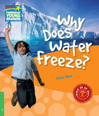 Why Does Water Freeze? L3 Factbook PB