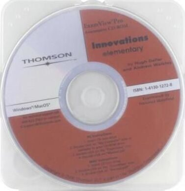 Innovations Elem ExamView CD-ROM(x1)