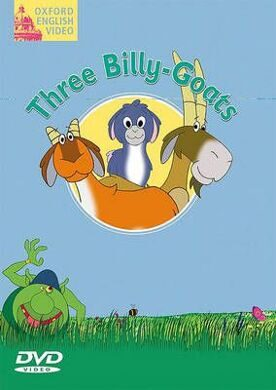 FTV THREE BILLY-GOATS DVD OP!