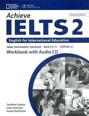 Achieve IELTS 2 WB [with CDx1] 2E