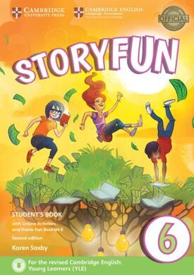 Storyfun 6 SB 2Ed + Online Activities and Home Fun Booklet