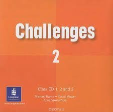 Challenges 2 Cl CD x3 лиц