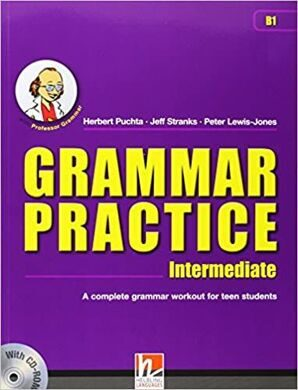 Grammar Practice Interm [with 5(x1)]