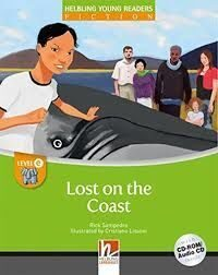 Lost on the Coast, Bk+CD-Rom/Audio CD