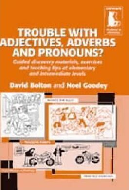 Copycats: Trouble with Adjectives: Guided Discovery Materials, Exercises and Teaching Tips at Elemen