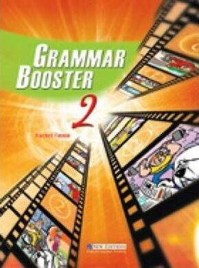 Grammar Booster 2 SB [with CD-ROM(x1)] *