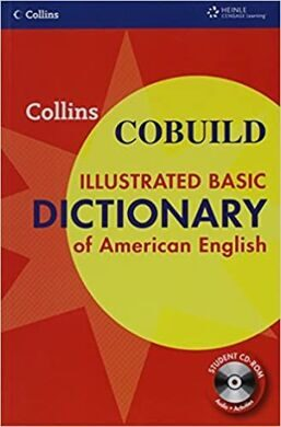 Collins Illustr Basic of AmE [with CD-ROM(x1)] #