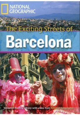 FRL 2600: Exciting Streets of Barcelona [Bk with Multi-ROM(x1)]