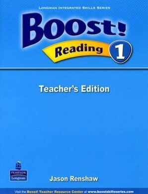 Boost 1 Reading TEd