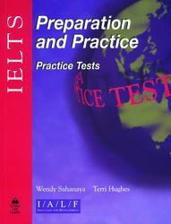 IELTS PREP & PRACT:PRACTICE TESTS W/A распродажа  OP!