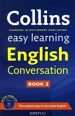 Collins Easy Learning Eng Conversation - 2 [Bk with CD(x1)]